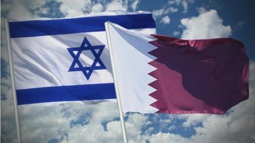 لبنانيون يحتجون أمام السفارة القطرية رفضا للتطبيع مع إسرائيل