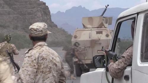 أسرى وقتلى من الحوثيين في دمت بالضالع «أسماء وتفاصيل»