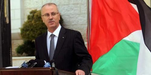 الحكومة الفلسطينية تحمل إسرائيل مسؤولية تصعيد الموقف