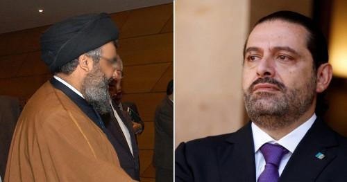 """""""الحريري"""" يحمل """"نصر الله"""" مسئولية  تأخر تشكيل الحكومة"""