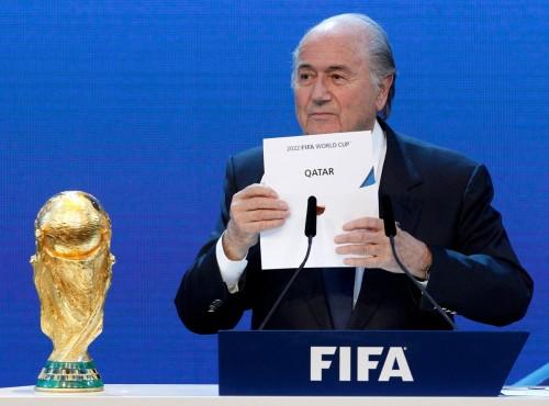 تعاون الحلفاء.. قطر تقترح على الفيفا إستضافة إيران لمنتخبات المونديال