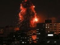 وساطة مصرية تنجح في وقف إطلاق النار بغزة
