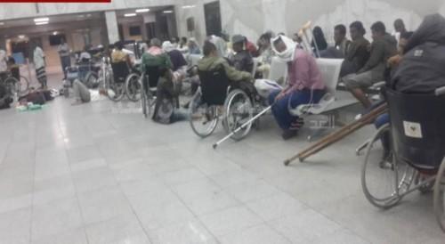 مسؤول الجرحي يعلق على أنباء إيقافهم بمطار القاهرة