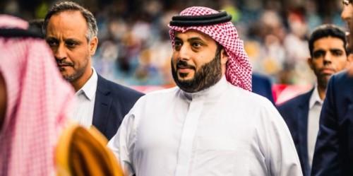 تركي آل الشيخ غاضب من الاتحاد السعودي