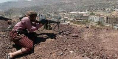 مقتل مدني وإصابة 3 آخرين برصاص مليشيا الحوثي في تعز