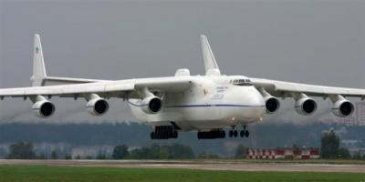 علماء روس يبدأون صنع أكبر طائرة نقل في العالم
