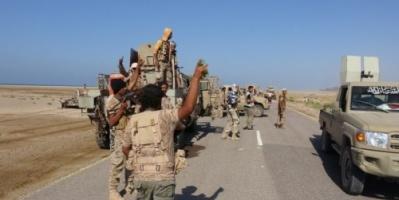 ماذا تفعل ألوية العمالقة بعد تحرير المؤسسات من مليشيا الحوثي؟