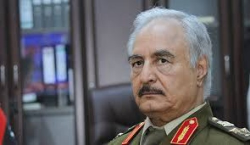 حفتر: نسلم قيادة الجيش لرئيس الدولة المنتخب دون تردد