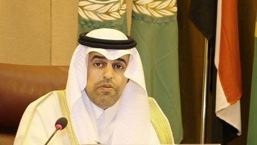 البرلمان العربي يطالب المجتمع الدولي بالتدخل لوقف العدوان على غزة