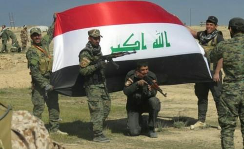 العراق يقضي بالإعدام والمؤبد لـ5إرهابيين و تضبط 15 آخرين ينتمون لداعش