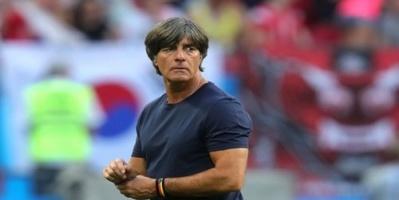 مدرب ألمانيا: لا أشعر بالخطر بالرغم من الخسائر المتتالية