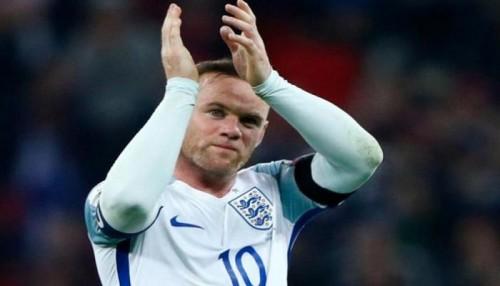 روني قائد لمنتخب إنجلترا للمرة الأخيرة أمام أمريكا