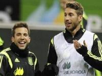 راموس يوجه رسالة للاعب برشلونة