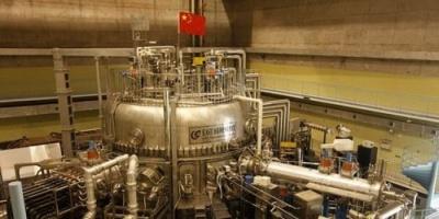 """الصين تصمم مفاعل يفوق حرارة الشمس بـ 6 مرات """"تفاصيل"""""""