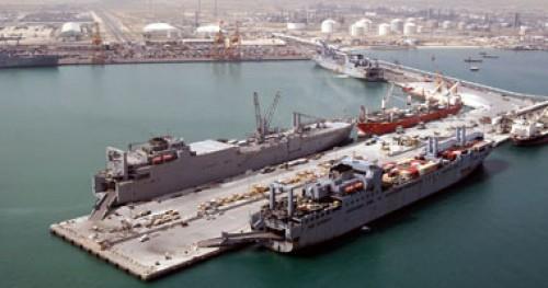 استمرار توقف الملاحة البحرية بالموانئ الكويتية
