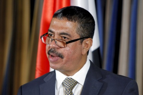 خالد بحاح يكشف عن آليات حل الأزمة اليمنية بملتقى أبوظبي الاستراتيجي
