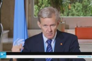 """مبعوث أممى يكشف تفاصيل اجتماع """"الاتصال الدولية"""" بشأن سوريا"""