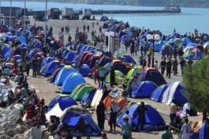 اليونان: لدينا 74 ألف مهاجر يعيشون في البلاد