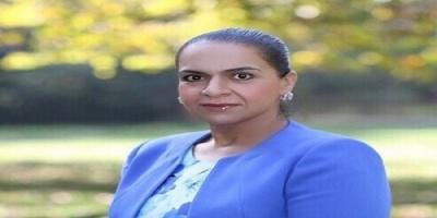 أول تعليق للبحرينية نانسي جمال على تعيينها بالتحالف الدولي