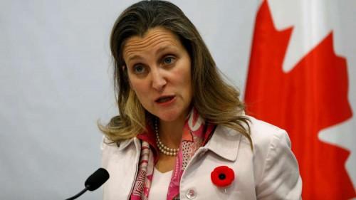 بعد أمريكا..كندا تدرس فرض عقوبات ضد مرتكبي حادث قتل خاشقجي