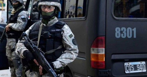 """مع اقتراب """"قمة العشرين"""".. الأرجنتين تعتقل فردين لسلطهما بحزب الله"""