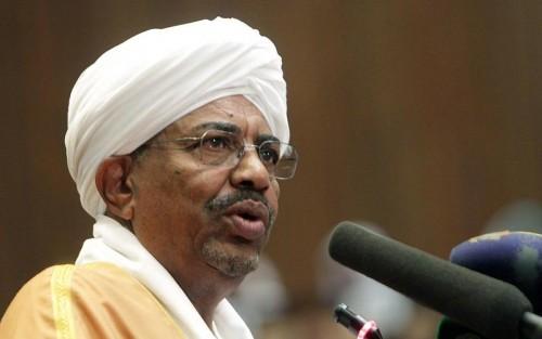 """""""البشير"""": جهات معينة تعطل مبادرة السودان للسلام في إفريقيا"""