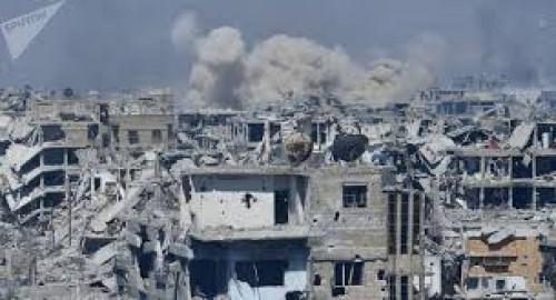 الدفاع الروسية: رصدنا انتهاكات لنظام وقف العمليات العسكرية في سوريا