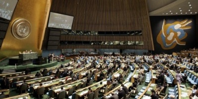 """أمريكا تصوت لصالح إسرائيل على قرار """"الجولان السوري"""""""