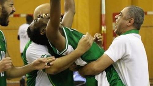 منتخب السعودية ينجح في الفوز بالبطولة العربية لكرة السلة