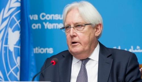أول تصريح من المبعوث الأممي لدى اليمن في مجلس الأمن «تفاصيل»