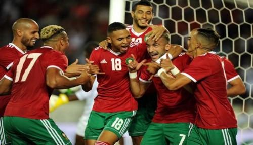 المغرب تفوز لأول مرة رسمياً على الكاميرون 2-0