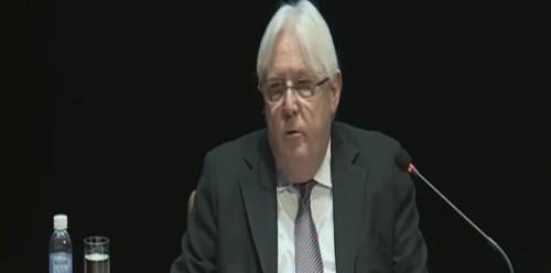 نص كلمة المبعوث الأممي لدى اليمن مارتن غريفيث في مجلس الأمن الدولي