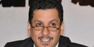 بن مبارك بالأمم المتحدة :إيران تزود الحوثيين بالأسلحة لزيادة معاناة اليمنيين