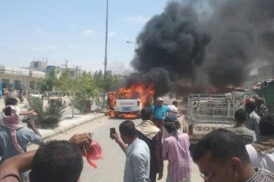 انفجار هائل في شبوة.. وأنباء عن وقوع ضحايا