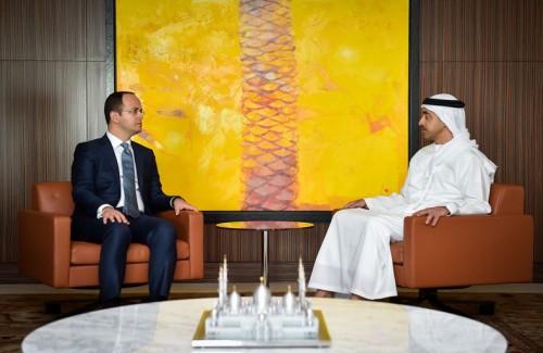 الإمارات وألبانيا يبحثان سبل التعاون وتعزيز العلاقات