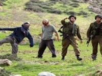 الاحتلال الإسرائيلي يطلق النار على مزارعين بغزة ويصيب شخص