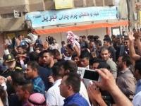 """انتفاضة عمالية بإيران و""""الأحواز"""" تنديداً بفساد النظام"""