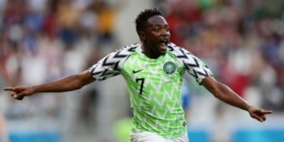لاعب النصر السعودي يحصل على جائزة أفضل لاعب في نيجيريا