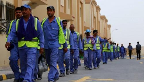 أمراض قطر تضرب عمال نيبال (انفوجراف)