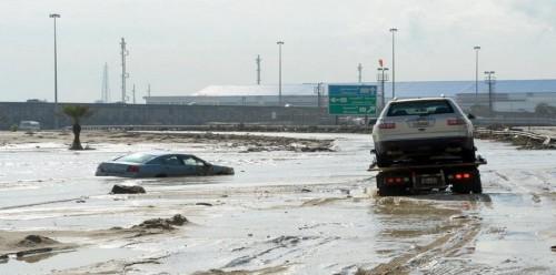 تأجيل موسم التخييم في الكويت بسبب الأمطار