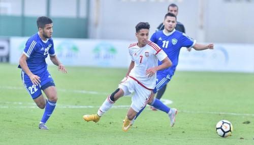الإمارات الأولمبي يفشل في الفوز على أوزباكستان