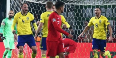 السويد تقتنص فوز مثير على تركيا في دوري الأمم الأوروبية
