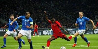 كيليني سابع لاعب إيطالي يلعب 100 مباراة دولية