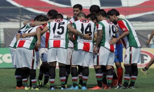 نادي فلسطين يتوج بكأس تشيلي