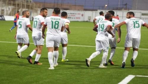 مولودية الجزائر يخطف نقطة ثمينة من بجاية في الدوري الجزائري