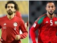 """صلاح وبنعطية على رأس قائمة """"بي بي سي"""" لجائزة أفضل لاعب أفريقي 2018"""