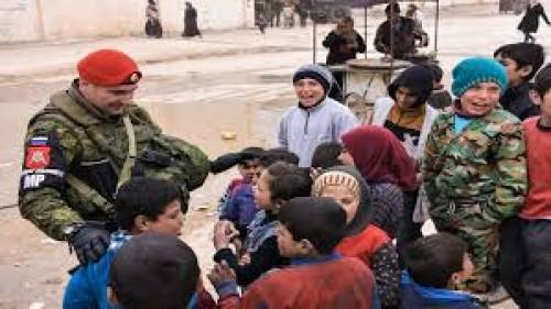 المصالحة الروسي: نظمنا 1990 عملية إنسانية في سوريا