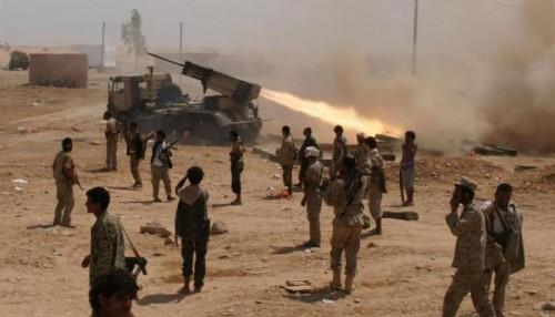 """الجيش يحرر مثلث """"عاهم"""" الاستراتيجي و6 قرى آخرى بمحافظة حجة"""
