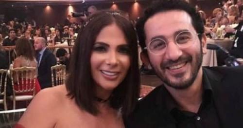 شاهد الصورة الأولى لليلى ابنة أحمد حلمي ومنى زكي
