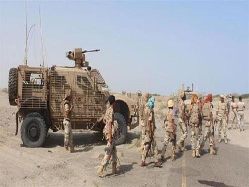 الجيش يتصدى لهجوم حوثي شرق تعز